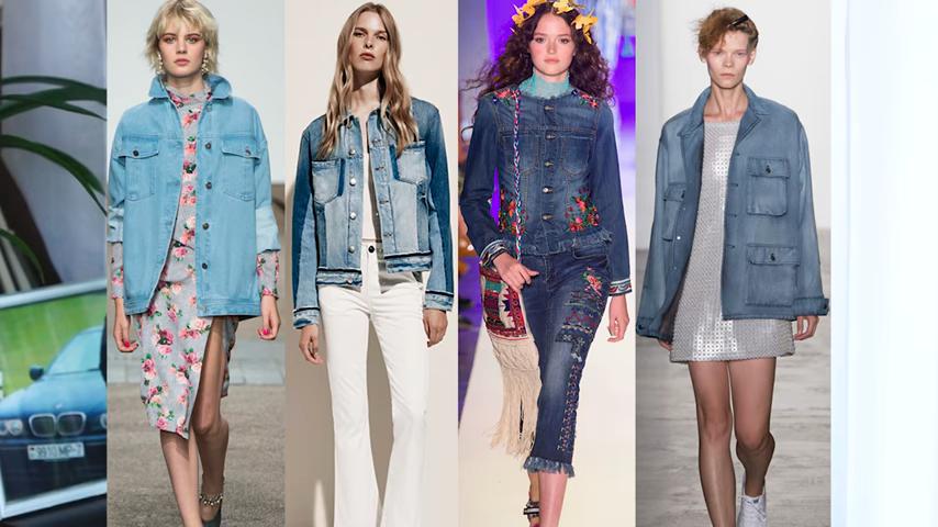 мода 80 х годов в 2017 году
