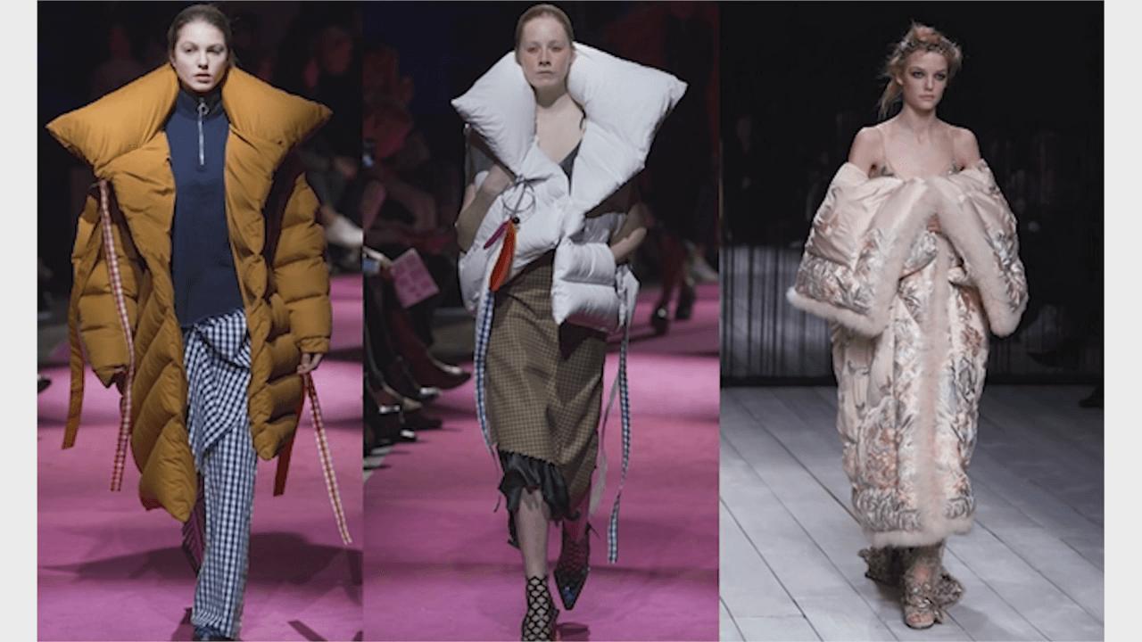верхняя одежда тренды 2017
