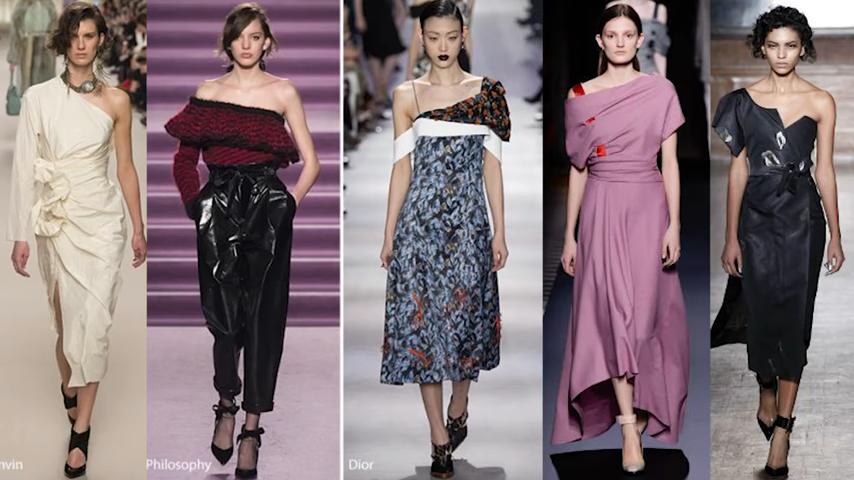 тренды 2017 женская мода