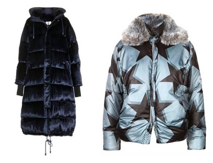 модные цвета верхней одежды осень зима