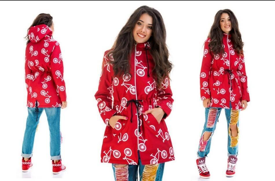 демисезонная одежда для женщин