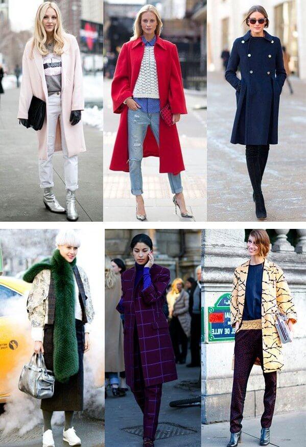 модная верхняя одежда осень зима